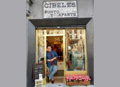 Cibeles punto y aparte: an enterprise that started as a dream and today bets on e-commerce