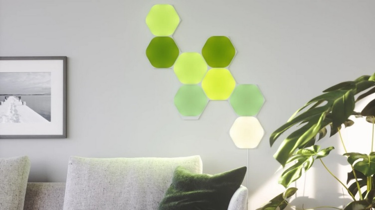 Nanoleaf Shapes, a new way to illuminate spaces