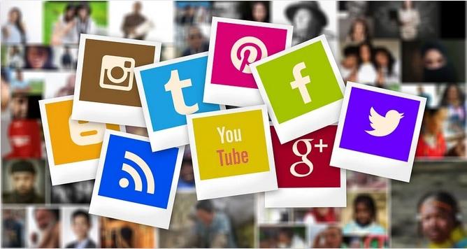 Top five social media app in 2020