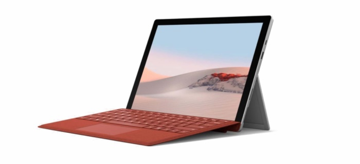 Microsoft Surface Pro 7, a strong and attractive tablet
