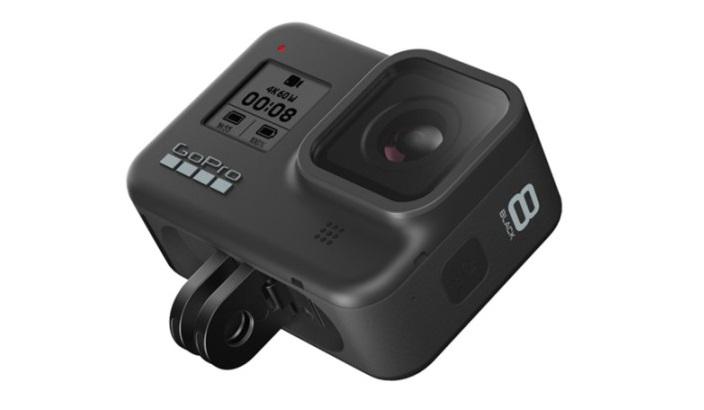 The GoPro Hero8 Black