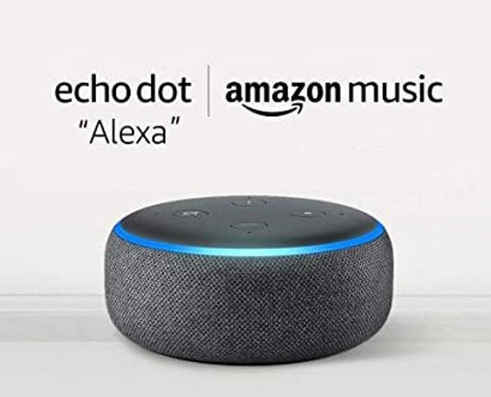 How to set up Amazon Music on Alexa Dot
