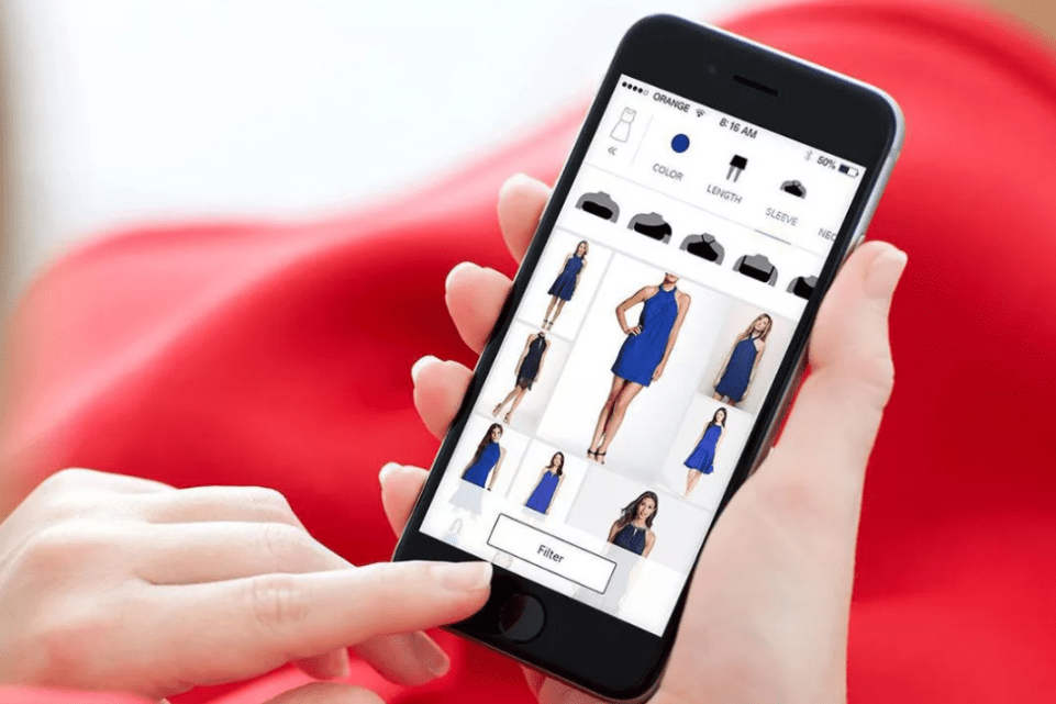 Set up Your Shopping on Instagram by mobile device