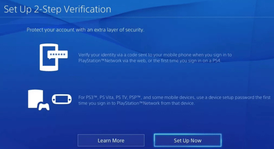 Best tips for Playstation Network Account security settings