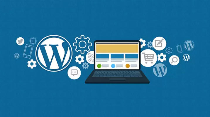 How to set a page as home page on WordPress