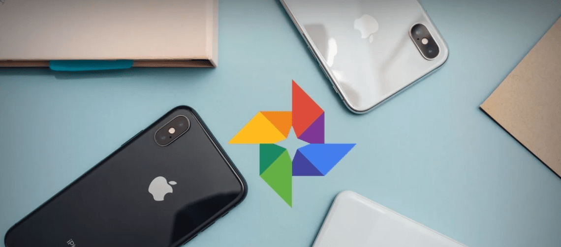 How to move photos from google photos to iPhone