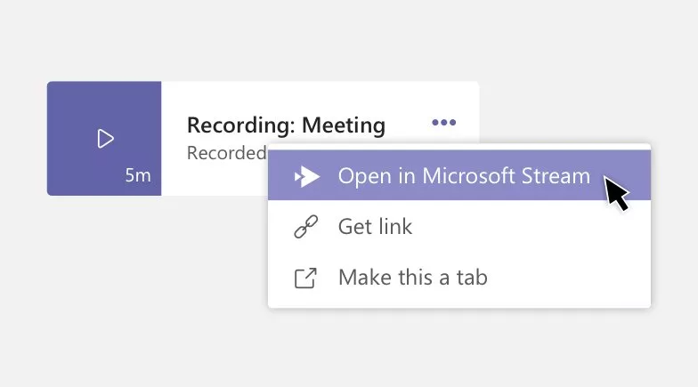 How do I record a meeting in Microsoft Teams?