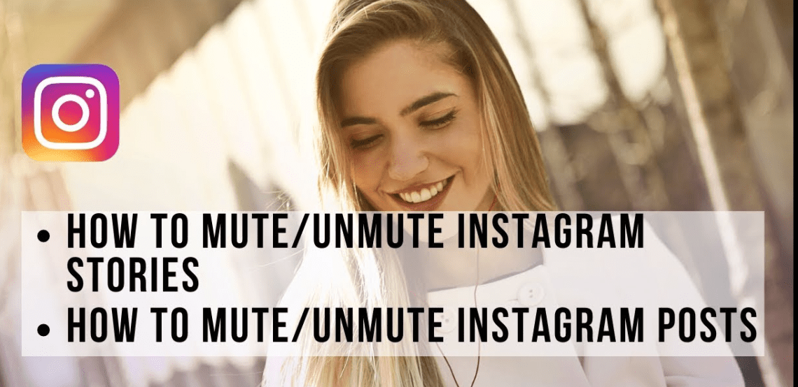 How do you mute or unmute someone's Instagram stories