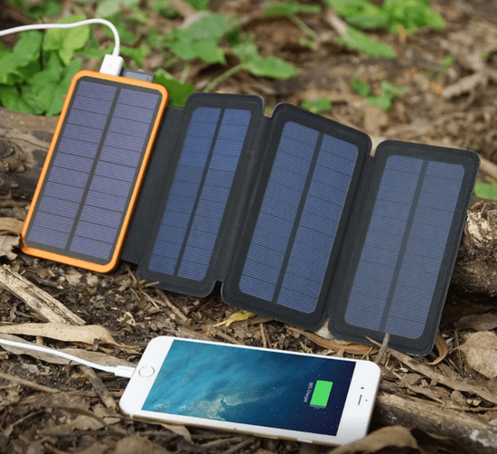 The 5 best solar phone chargers on Amazon