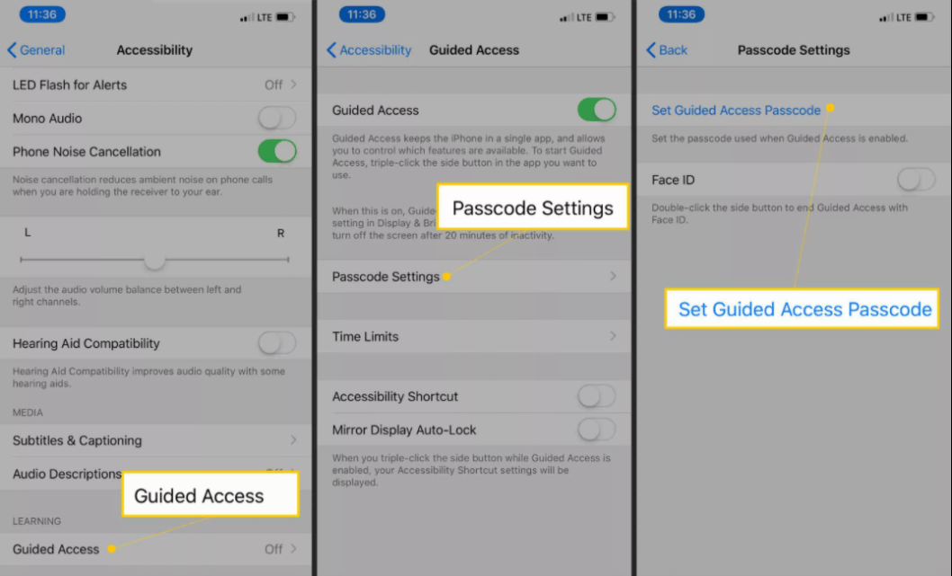 How to lock apps on iPhone with password
