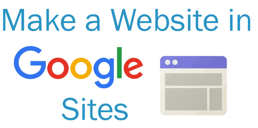 How to create a Website in Google Sites for Free