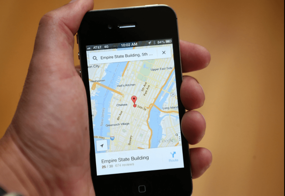 How to Report data or content errors on Google Maps