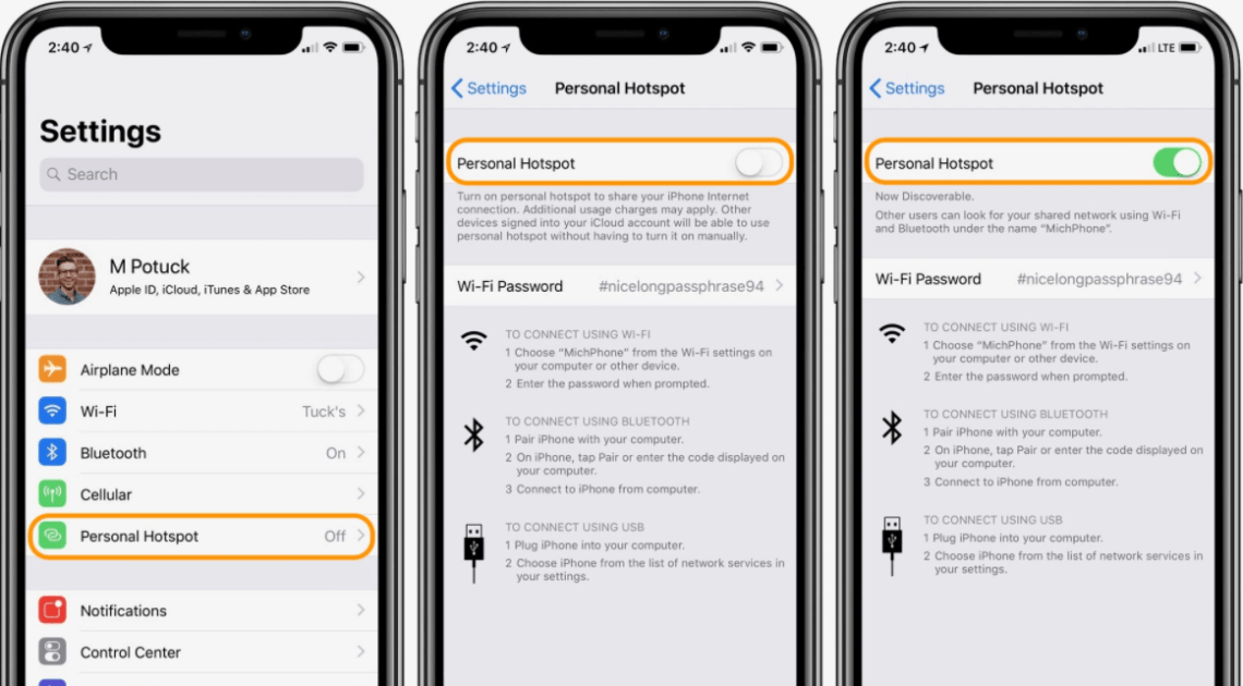 Personal Hotspot Not Working On iPhone? Here's The Fix!
