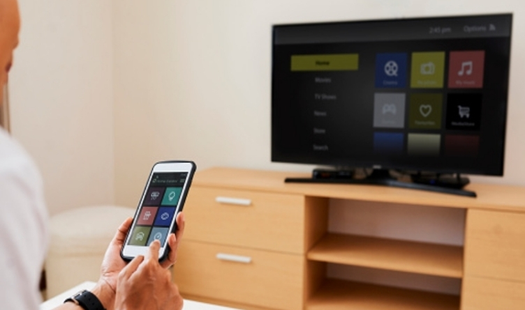 How can you control my TV with my phone without a remote