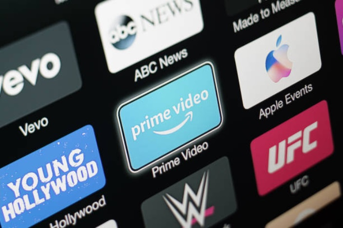 How can I download the Amazon Prime Video app on my TV?