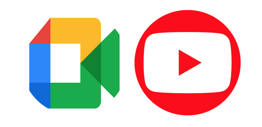 Google Meet: Livestream a Videocall to YouTube