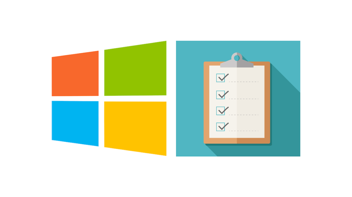 Windows 10: Generate a List of Installed Programs