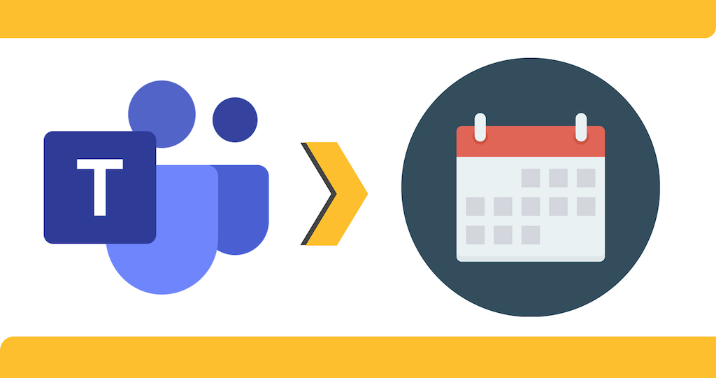 Schedule a Teams Meeting in a Few Easy Steps