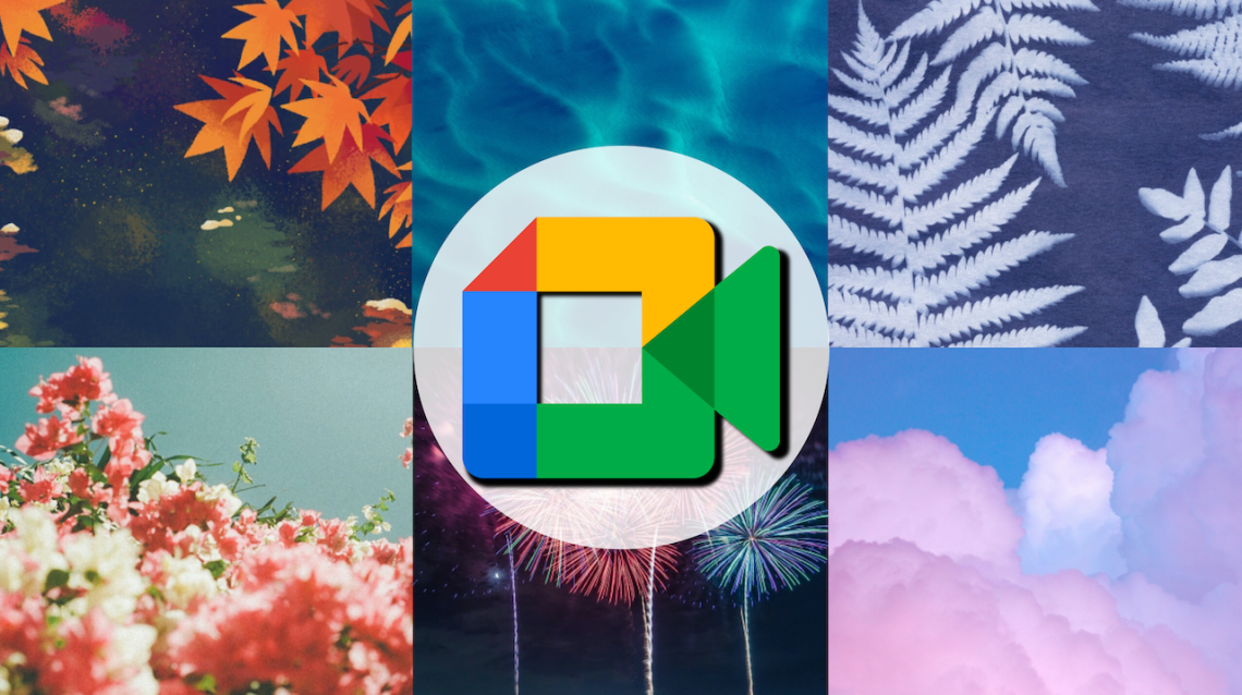 How to Change Backgrounds during Google Meet Video Calls