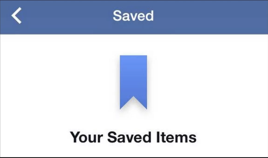 How To Delete and edit Your Saved items On Facebook