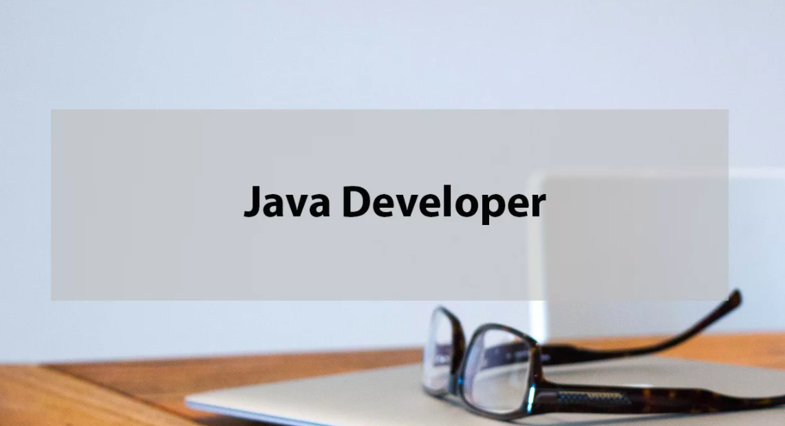 What does a junior java developer do?