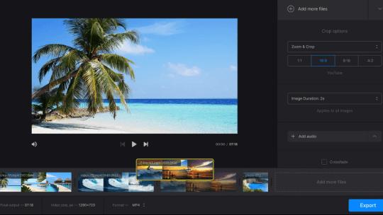 Free Video Maker: Edit Videos Online & Add Music.
